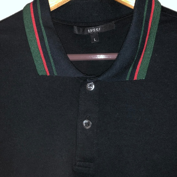 261c0d982 Gucci Shirts | Mens Polo Shirt | Poshmark